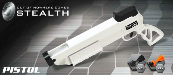 Stealth Pistol m/12 pile