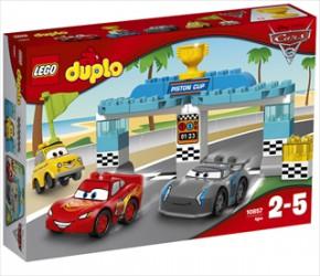 Stempel Cup-racerløb - 10857 - LEGO DUPLO