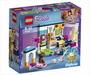 Stephanies soveværelse - 41328 - LEGO Friends