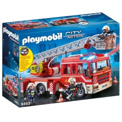Stigeenhed - 9463 - PLAYMOBIL City Action
