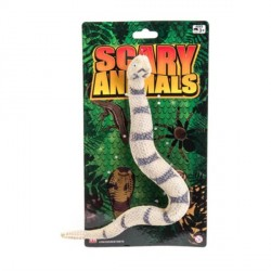 Stor Legetøjs Slange 1 stk