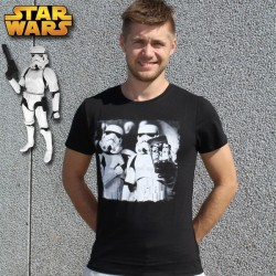 Stormtrooper T-Shirt Selfi - MEN