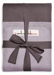 Stræk vikle fra Je Porte Mon Bébe - Orginal - Bordeaux m. lavendel
