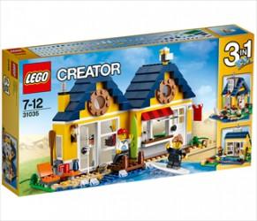 Strandhytte - 31035 - LEGO Creator