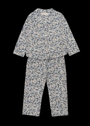 Studio Feder Pyjamas - FLORAL BLUE