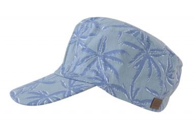 Sun Cap fra Melton - Kasket - Blue Hawaii