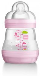 Sutteflaske fra MAM - Anti-kolik - 0m+ (160ml) - Rose