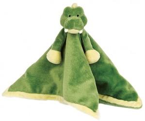 Sutteklud fra Teddykompaniet - Diinglisar - Krokodille