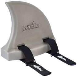 SwimFin svømmebælte - Warm Grey