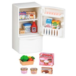 Sylvanian Families køleskab