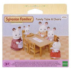 Sylvanian Families spisebordssæt