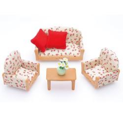 Sylvanian Families stuemøbler