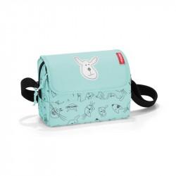 Taske med katte og hunde Mint