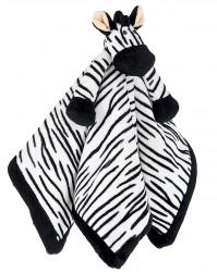 Teddykompaniet Diinglisar sutteklud - zebra