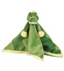 Teddykompaniet Nusseklud - Diinglisar - Krokodille - Grøn