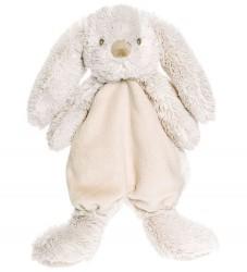 Teddykompaniet Nusseklud - Kanin - 28 cm - Offwhite