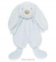 Teddykompaniet Nusseklud - Kanin - Lyseblå