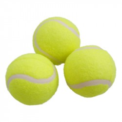 Tennisbolde, 3 stk.