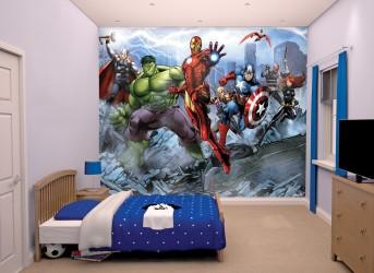 The Avengers tapet