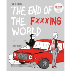 The End of the F***ing World - Hæftet