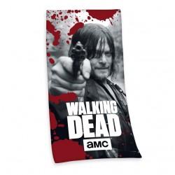 The Walking Dead Badehåndklæde - 100 procent bomuld