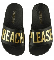 The White Brand Badesandaler - Beach Please