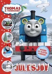 Thomas og Vennerne julesjov bog