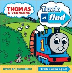 Thomas Tog Bog - Træk og find bog
