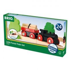 Togbane, lille skov - 33042 - BRIO Tog
