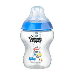 Tommee Tippee Sutteflaske 1x 260ml Dreng