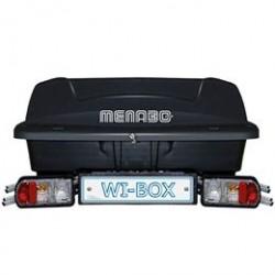 Tourbox bagageboks - Mini - 160 liter/ 40 kg