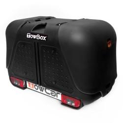 TowBox bagageboks til bilens anhængertræk - 400 liter/66 kg