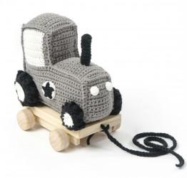 Trækdyr fra Smallstuff - Håndhæklet traktor