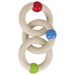 Trærangle fra Heimess - 3 ringe