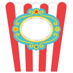 Treat boxes - Fisher-Price Circus (8 stk)