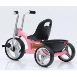 Trehjulet Cykel RASK Pink Med Lad 2 - 5 år