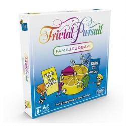 Trivial Pursuit Familieudgave fra Hasbro