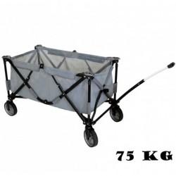 Trolley MESH Trækvogn Sammenklappelig