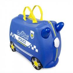 Trunki kuffert, Percy politibil