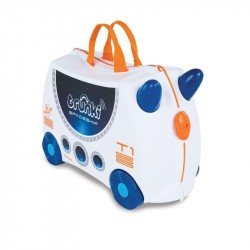 Trunki kuffert, Rumskib