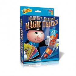 Tryllesæt 25 tricks Box 1 fra Marvins Magic