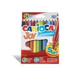 Tusser 24 stk. Joy fra Carioca