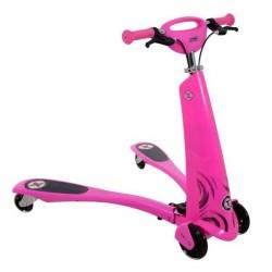 Twista X Løbehjul - Pink