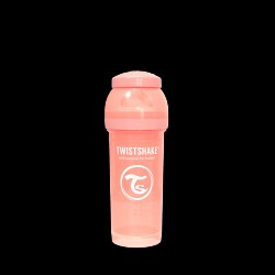 Twistshake Anti-kolik sutteflaske 260ml - Pastel Fersken