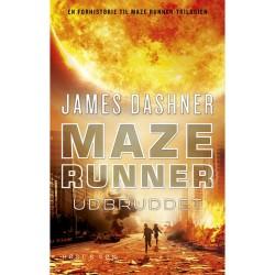 Udbruddet - Maze runner 4 - Hæftet