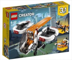 Udforskningsdrone - 31071 - LEGO Creator