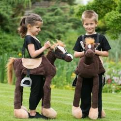 Udklædning - Ride on pony