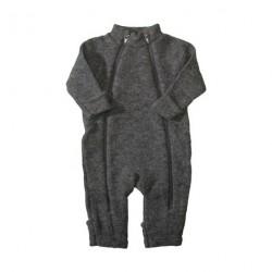 Uld Grå - Dragt soft wool 2in1 fra Joha 37969/716-15205