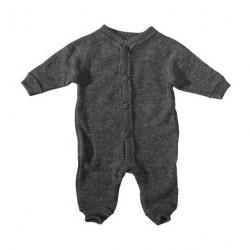 Uld Grå - Dragt soft wool fra Joha 37971/716-15205