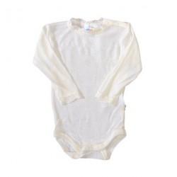Uld/silke Creme - Body fra Joha 66490/197-50